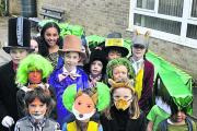Hilperton Pupils get in character for book week